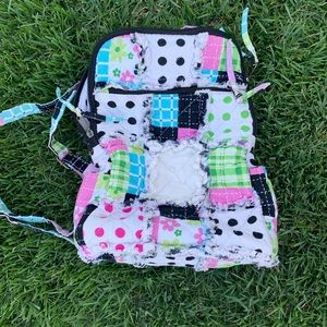Small Patchwork Backpack